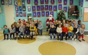 """Noël à l'école maternelle """"Les Farfadets"""""""