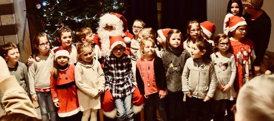 """Noël de l'école élémentaire """"Le Vallon"""""""