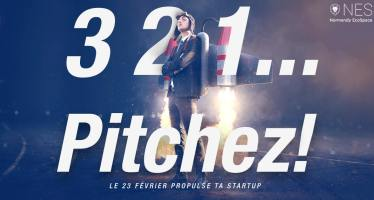 Soirée Pitch Start up