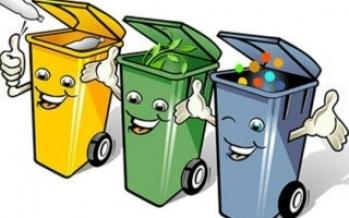 ATTENTION : Modification des jours de collecte des ordures ménagères