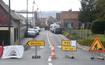 Travaux rue Nicolas de la Chaussée