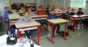 Photos des élèves de l'école Le Vallon