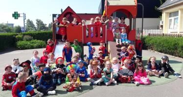 Carnaval de l'école maternelle les Farfadets