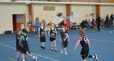 Fête du basket au gymnase