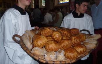 Samedi 29 Août : Messe de la moisson