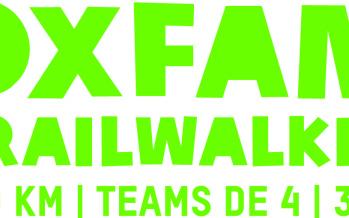 Le Trailwalker Oxfam passe par Martin Eglise