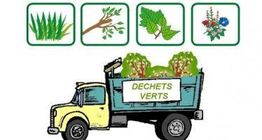 Déchets verts et encombrants : fermeture de la déchetterie