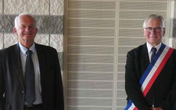 M. Alain Maratrat, nouveau maire de Martin-Eglise