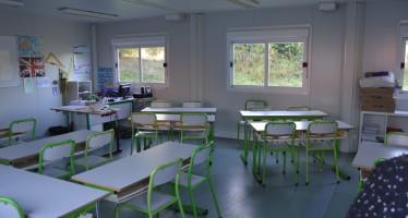 Rentrée scolaire 2020-2021 à l'école primaire