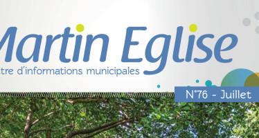 La lettre d'informations municipales – Juillet 2020
