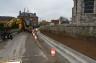Les travaux rue des Tinterelles se poursuivent