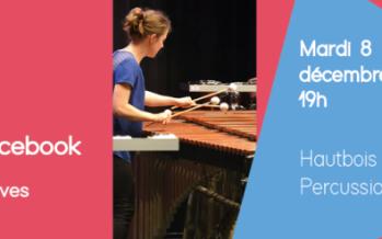 2 nouveaux concerts sur Facebook organisés par le conservatoire Camille Saint-Saëns