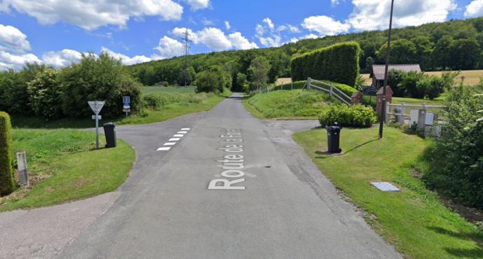 Route de la forêt fermée à la circulation des véhicules ce week-end