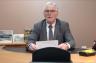 Voeux 2021 de Monsieur le Maire, Alain Maratrat