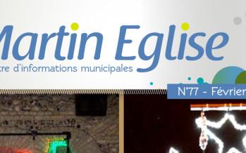 La lettre d'informations municipales – Février 2021