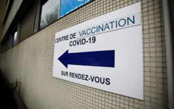 Installation d'un vaccinodrome à Dieppe