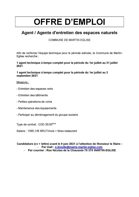 OFFRE-agent-technique-2021