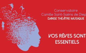 Les activités proposées par le conservatoire Camille Saint-Saëns de Dieppe